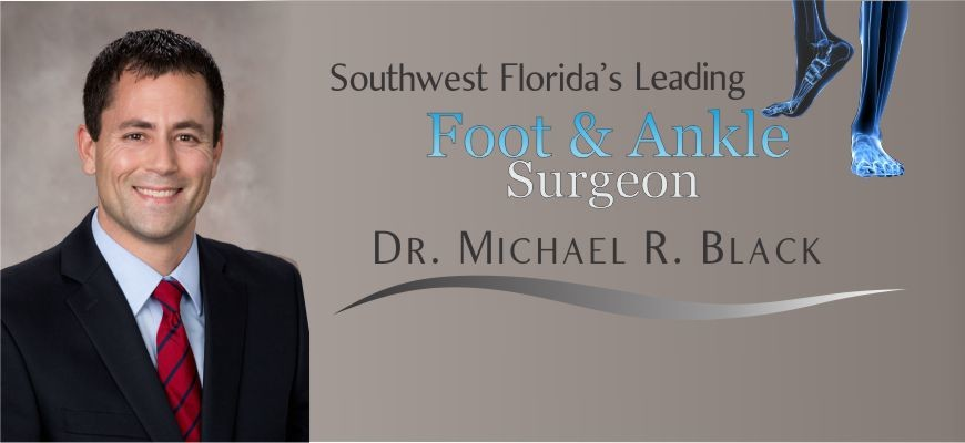 Dr Michael Black | Foot and Ankle Surgeon